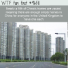 nearly a fifth of chinas homes are vacant