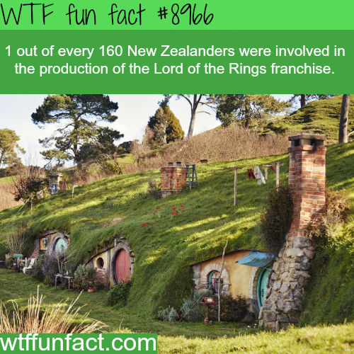 New Zealand - WTF fun fact
