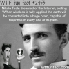 nikola tesla and his vision for the internet