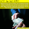 no one is immune from paying taxes wtf fun facts