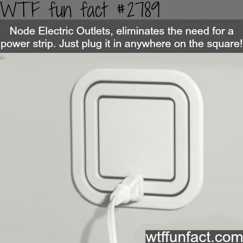 Node Electric Outlets - WTF fun facts
