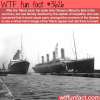 olympic the sister ship of the titanic