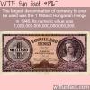 one milliard hungarian pengo