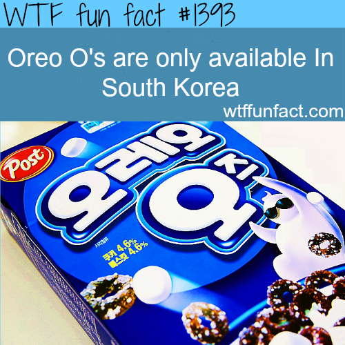 WTF FUN FACTS HOME/SEE MORE tagged/ food FACTS