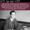 ossip bernstein wtf fun facts