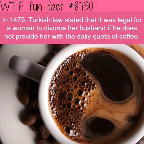 Ottoman laws - WTF fun facts