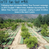 pakistans billion tree wtf fun fact