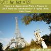 paris in russia wtf fun fact