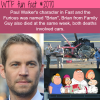 paul walkers facts wtf fun facts