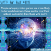 people who play video games facts
