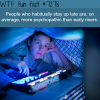 people who stay up late wtf fun fact