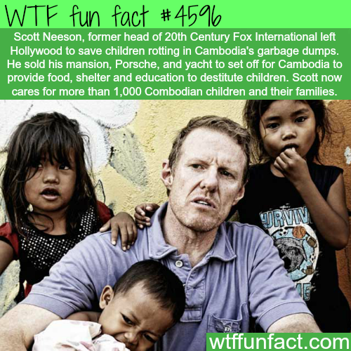 People who will restore your faith in humanity -   WTF fun facts