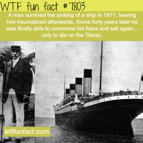 People with the worst  luck in history - WTF fun facts