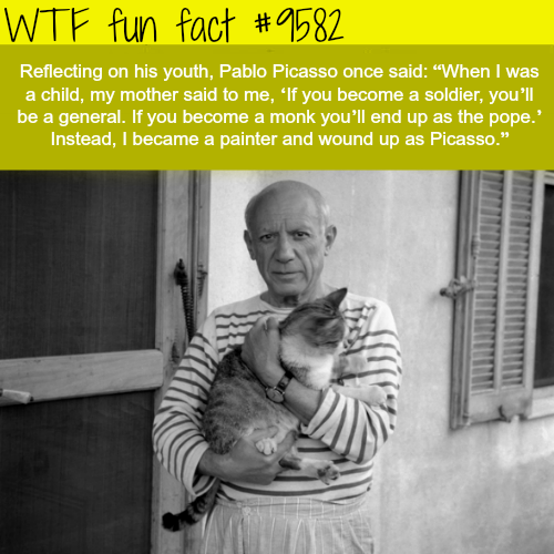 Picasso - WTF fun fact