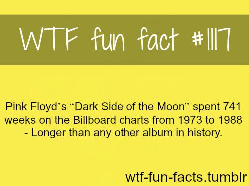 "(SOURCE) -Pink Floyd's ""Dark Side of the Moon"""