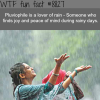 pluviophile wtf fun facts