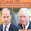 prince charles and prince william wtf fun facts