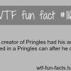 pringles creater