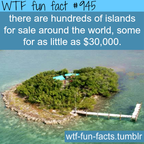 private islands for sale - facts