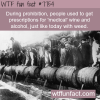 prohibition wtf fun fact