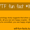 psychology study love facts