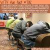 public napping in japan wtf fun facts