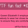 queen elizabeth facts