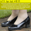 queen of england has a shoe wearer wtf fun fact