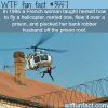real life prison escape using a helicopter