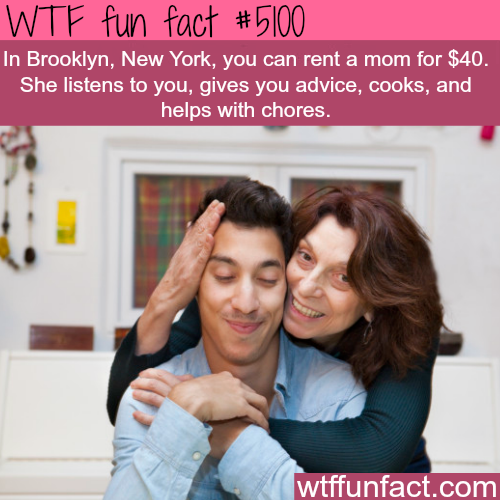 Rent a Mom service in Brooklyn
