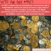 retiree found 15000 roman treasure coins wtf