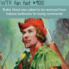robin hood is communist wtf fun fact