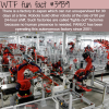 robots making robots wtf fun facts