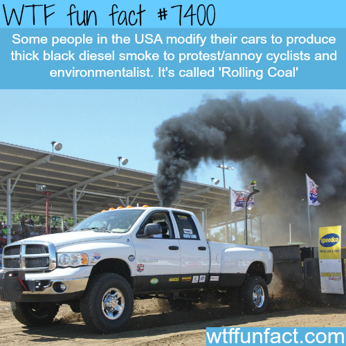 Rolling Coal - FACTS