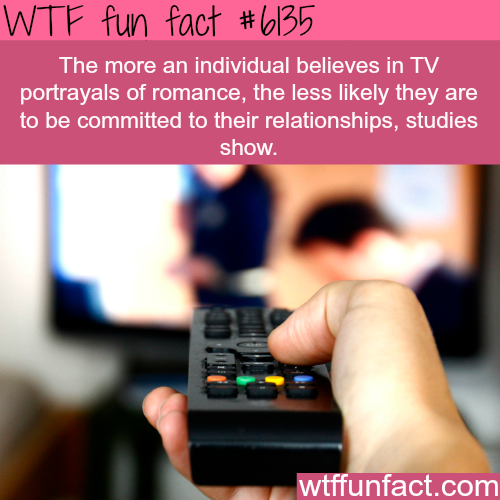 Romance on TV - WTF fun facts