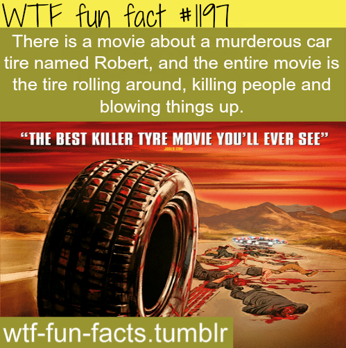 (Rubber Movie) - funny movies facts