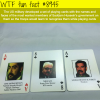 saddam husseins playing cards wtf fun fact