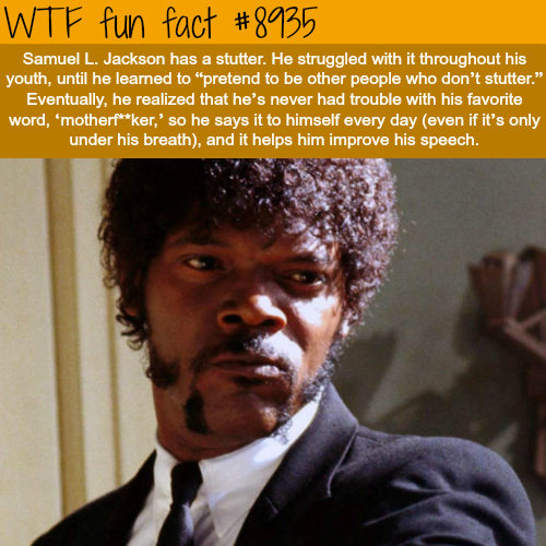Samuel L. Jackson - WTF fun fact