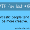sarcastic facts
