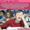 schools start too early wtf fun facts