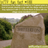 shitterton england wtf fun facts