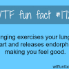 singing exercises your lungs