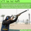 skeet shooters were hired in ww1 to shoot off