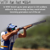 skilled trap shooters were employed by the us in