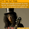 slashs hat wtf fun fact
