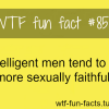smart men facts