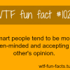 smart people facts