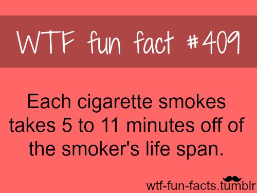 1 of million reason to quit smoking