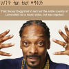 snoop dogg wtf fun facts