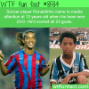 soccer star ronaldinho wtf fun facts
